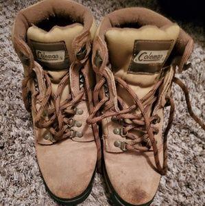 Coleman Denver hiking boots